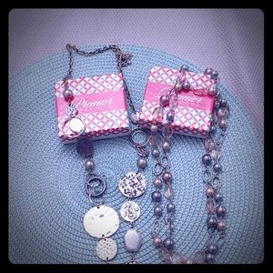 Premier necklaces. Gently used